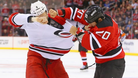 Tootoo vs. Gleason