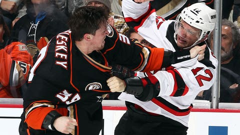 Beleskey vs. Sestito