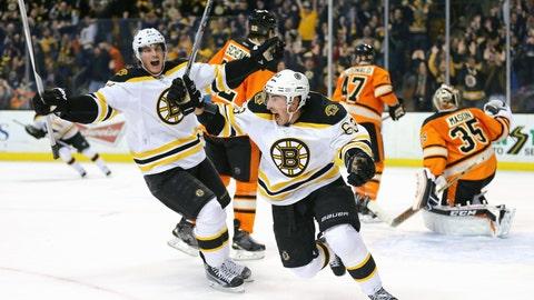 Brad Marchand — Boston Bruins