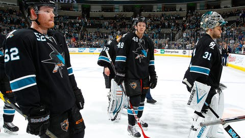 2014 San Jose Sharks