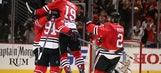 RECAP: Blackhawks beat Ducks 5-4 in Game 4 of Western Final