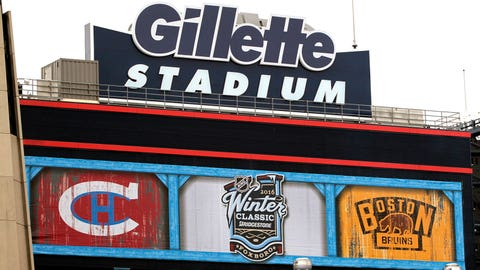 Gillette puts its hockey game face on