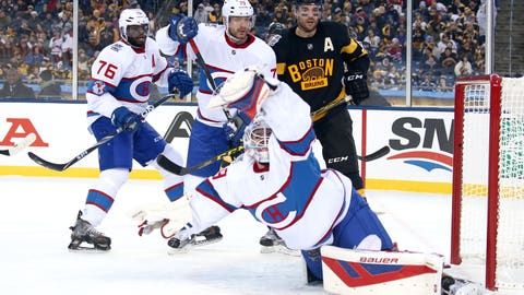 Canadiens' Condon enjoys happy homecoming at Winter Classic