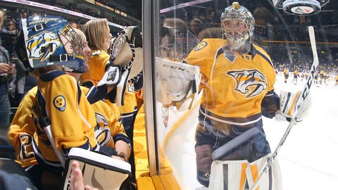 Fan-favorite Rinne stays on top of his game