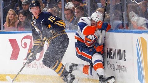 Boychuk's bid to lower the boom backfires