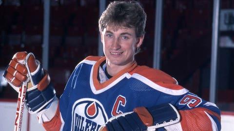 1982 -- Wayne Gretzky