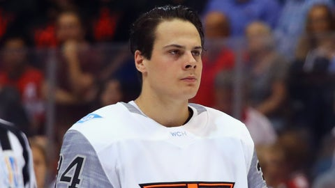 F Auston Matthews, Toronto Maple Leafs