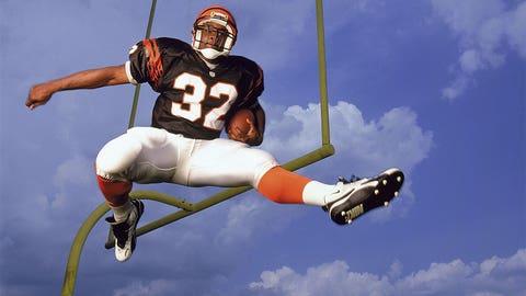1995: Ki-Jana Carter, RB, Cincinnati Bengals