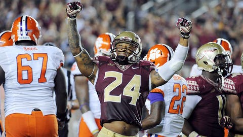 LB Terrance Smith, r-Sr., Florida State | Second Team All-ACC