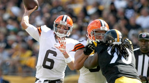 29. Cleveland Browns