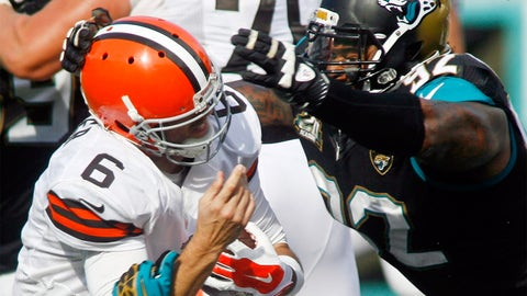 20. Cleveland Browns