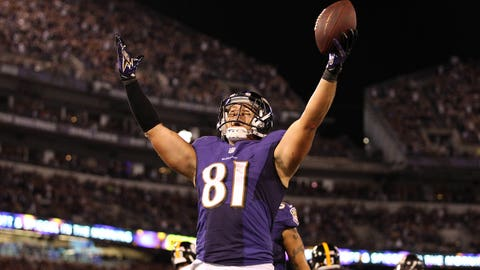 Owen Daniels (Baltimore, TE)