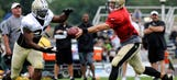 Pressure on Mark Ingram builds as Saints emphasize run game