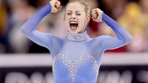Gracie Gold: Good as ... you know