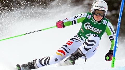 Viktoria Rebensburg, the Giant (Slalom) Killer
