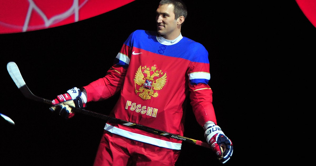 Ovechkin Set On Playing At 2018 Winter Olympics Fox Sports