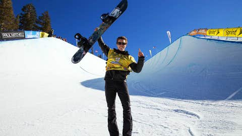 Shaun White (USA) — Snowboarding