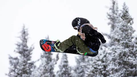 Kelly Clark (USA) — Snowboarding