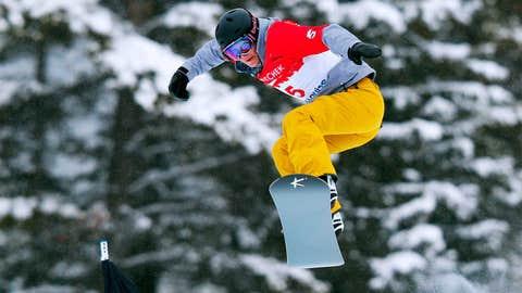 Lindsey Jacobellis (USA) — Snowboarding