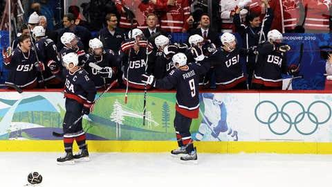 US Men's Hockey Team