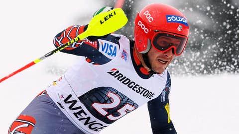 Bode Miller (USA) — Alpine Skiing
