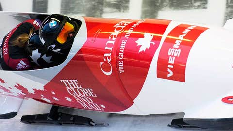 Kaillie Humphries (Canada) — Bobsled