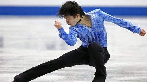 Yuzuru Hanyu (Japan) — Figure Skating