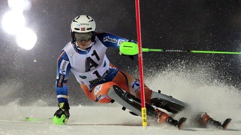 Henrik Kristoffersen (Norway) — Alpine Skiing
