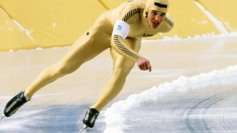 1980: Heiden makes history at Lake Placid