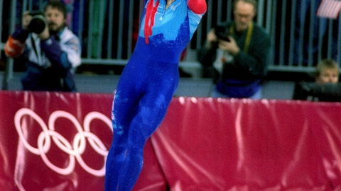1994: Dan Jansen finally strikes gold