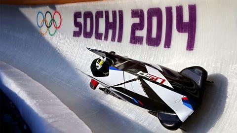 Sochi Winter Olympics: Day 1 highlights