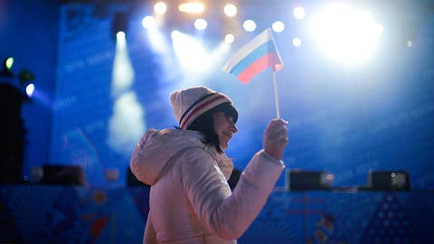 Russian pride