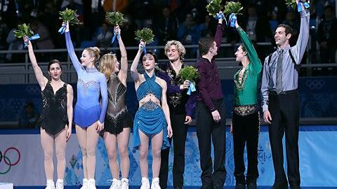 Sochi Olympics: Sunday's top moments