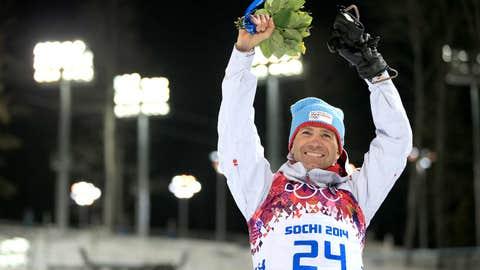 All hail the Winter Olympics king