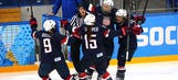 US women torch Switzerland 9-0 in hockey