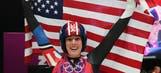 American Erin Hamlin wins first singles luge medal in US history