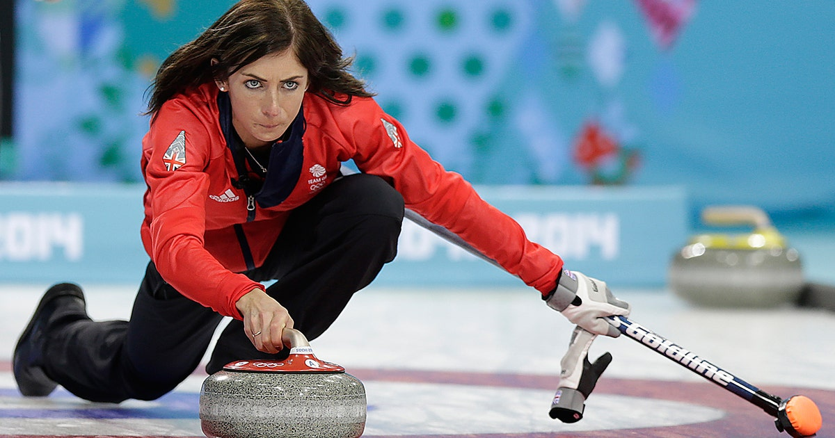 Britain Beats Us Breaks Olympic Curling Record On Way To