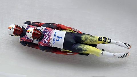 Germans continue their luge sweep