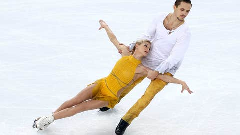 Russian figure skating
