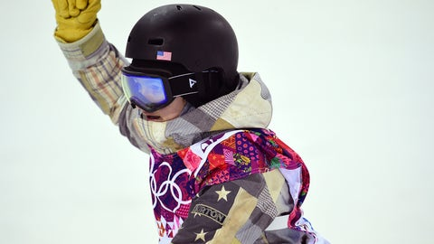 Now: Kelly Clark