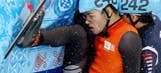 Crash and burn: Sochi athletes take some terrifying tumbles