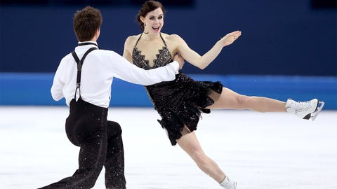 Virtue and Moir go classic