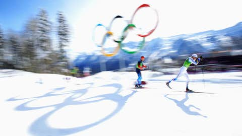 Just keep skiing
