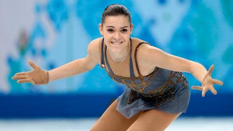 Sotnikova pulls off an upset