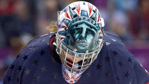 Lamenting lady Liberty