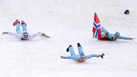 Sochi Winter Olympics: Thursday's best moments