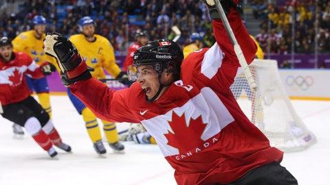 Canadian men's hockey team