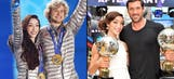 A Mirrorball for Olympian Meryl Davis, and other 'Dancing With the Stars' sports champs