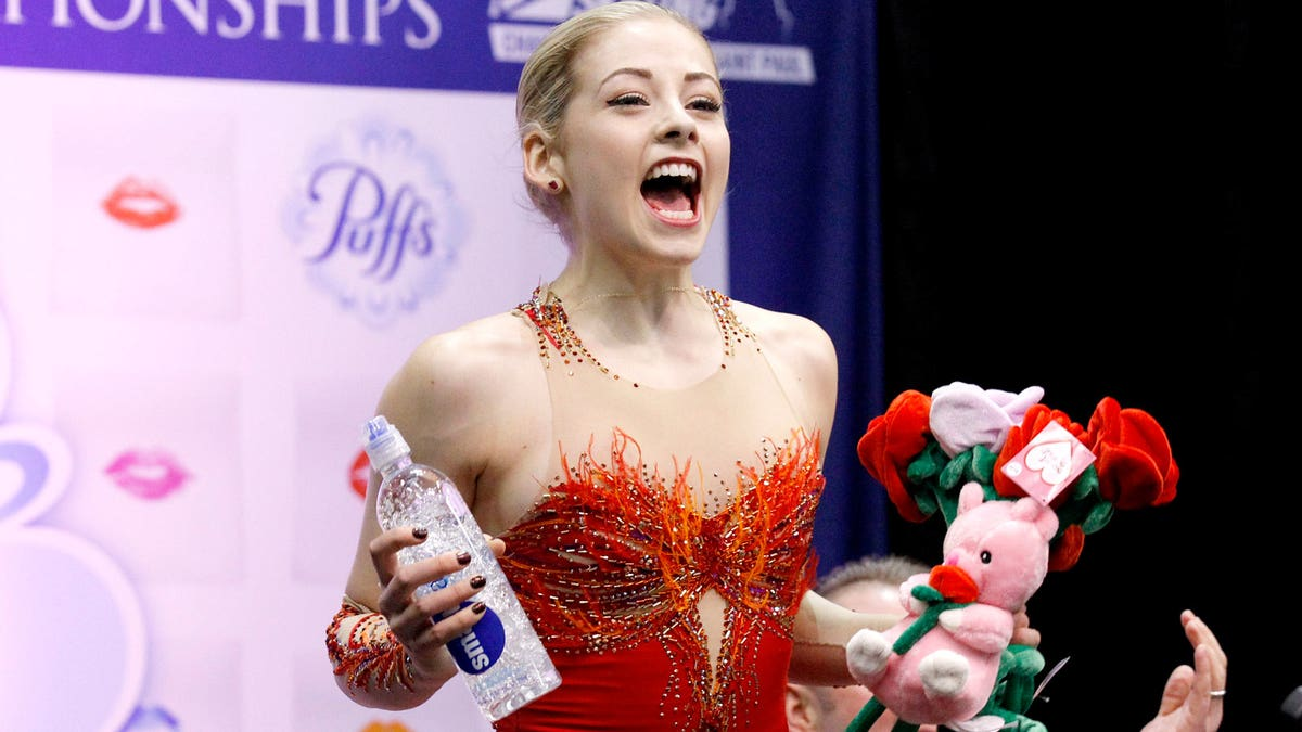 Gracie Gold Overtakes Polina Edmunds For 2nd Us Title