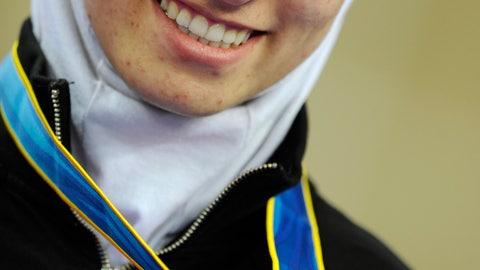 Raheleh Asemani: postwoman